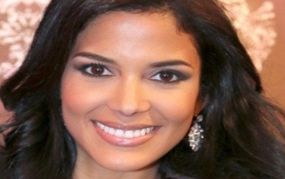 Modelo Audris Rijo regresa a TV latina en EE.UU.