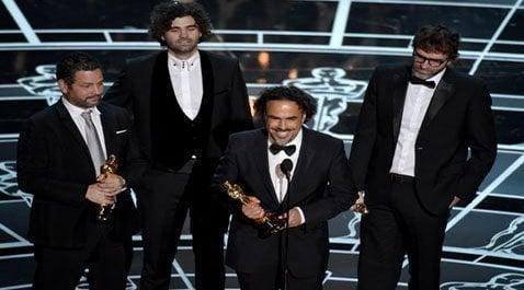Ganadores de los Oscar