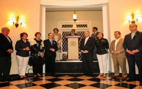 Visita Delegación Cámara Representantes de USA a RD