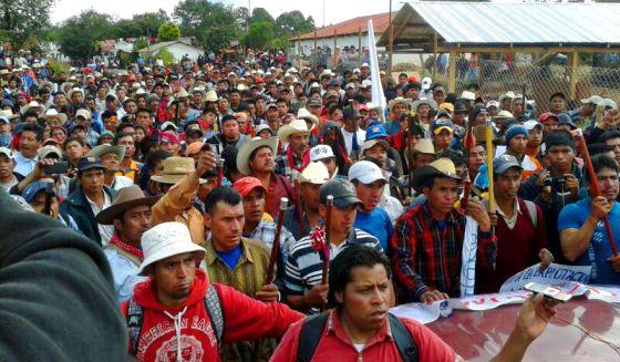 Campesinos contra multinacionales; primera parte