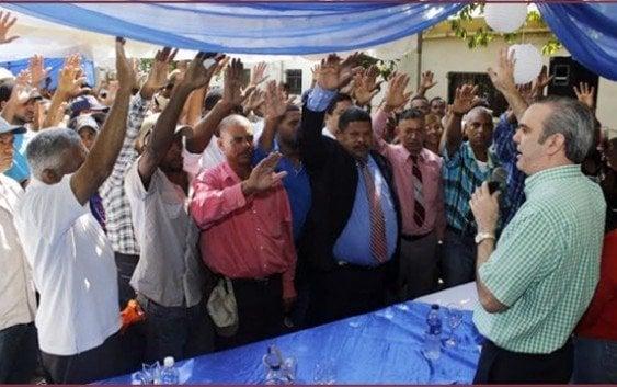 Abinader propone pacto por la transparencia e impunidad