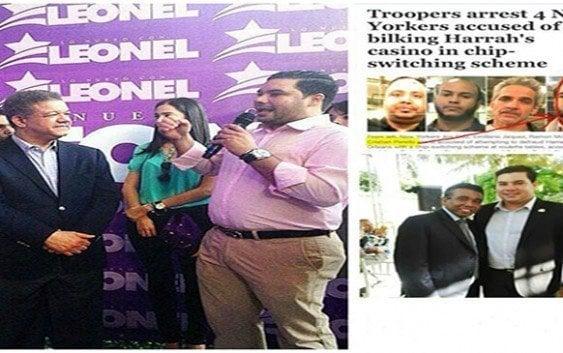 Arrestan líder movimiento de apoyo a Leonel