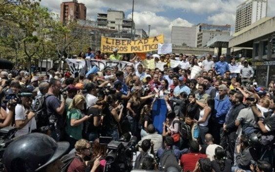 Colombia, Chile, OEA y ONU expresan preocupación por Venezuela