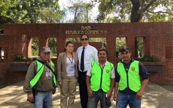 Remozan Plaza Dominicana en Guatemala
