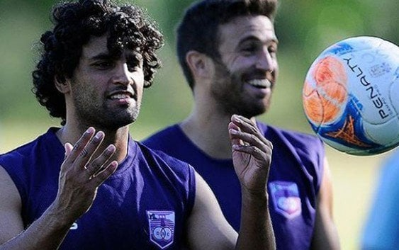 Jugador uruguayo Sebastián Ariosa regresa al fútbol