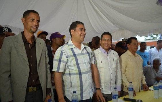 Francis Vargas y Vladimir Céspedes reciben respaldo