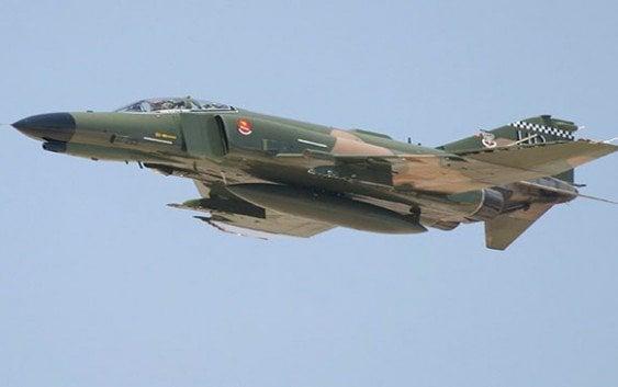 Turquía: Mueren pilotos militares al estrellarse F4