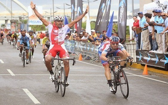 Norlandys Taveras conquista séptima etapa Vuelta