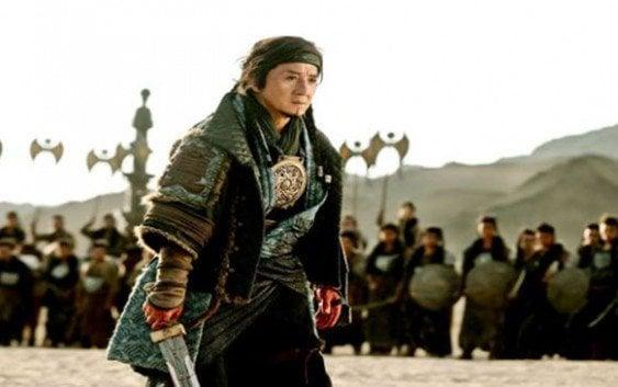 China lidera por primera vez taquilla mundial del cine