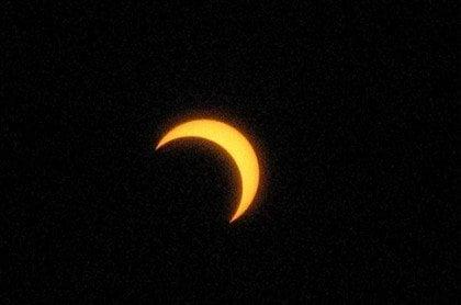 Mejor lugar para ver eclipse de sol en Portugal