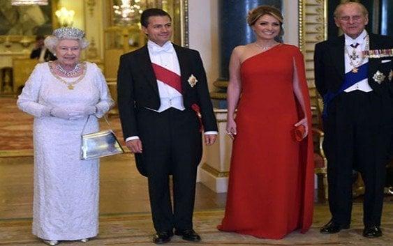 Gran Bretaña y México estrechan lazos