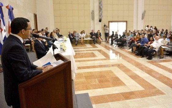 Cancillería realiza consulta Plan Nacional Derechos Humanos 2015-2020.