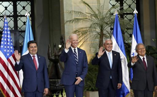 El Salvador, Guatemala y Honduras ofrecen acciones a EE.UU. para frenar migración