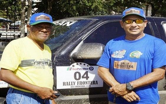 Concluye con éxitos XVI Rally Frontera 2015