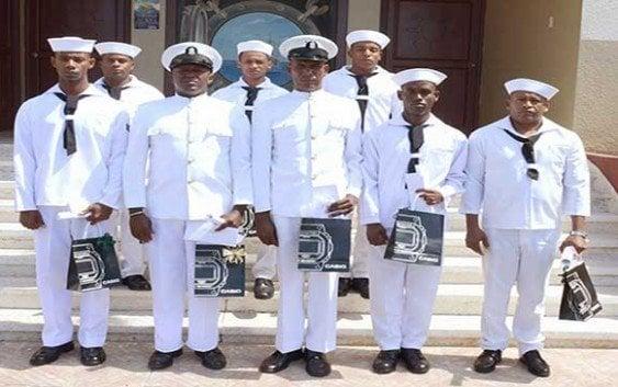 Armada reconoce y premia Marino del Mes