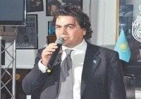 "Cónsul Kazajstán anuncia ""NC Astana EXPO-2017"""