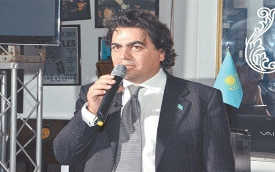Cónsul Kazajstán anuncia «NC Astana EXPO-2017»