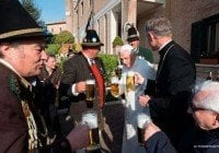 Así celebró su cumpleaños el Papa emérito