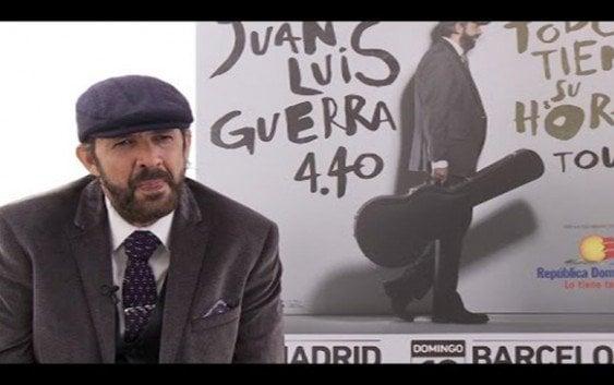 Juan Luis Guerra en Madrid con su tour «Todo Tiene su Hora»