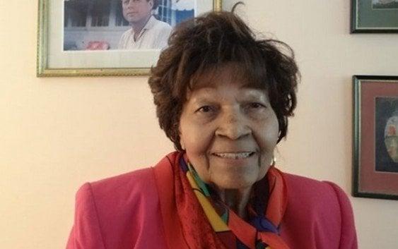 Muere primera Dominicana trabajó en la Casa Blanca
