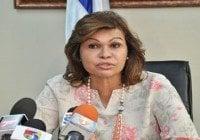 Sonia Mateo informa no acompañará a Danilo en recorrido