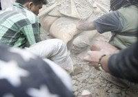 Terremoto deja alrededor de mil 500 muertos