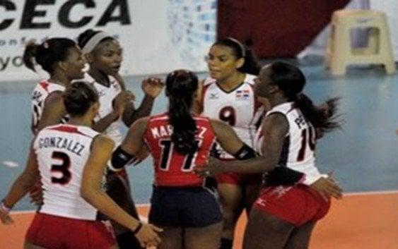Dominicana invicta en Copa Panamericana