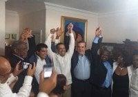 Califican de éxitosa visita de Luis Abinader a La Florida