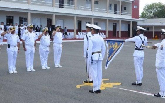 """La Armada celebra el 140 Aniversario de la Academia Naval """"Vicealmirante Cesar De Windt Lavandier"""""""