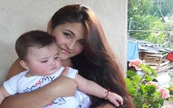 Bebé «milagro» de 11 meses rescatado en Salgar vivirá con abuelo