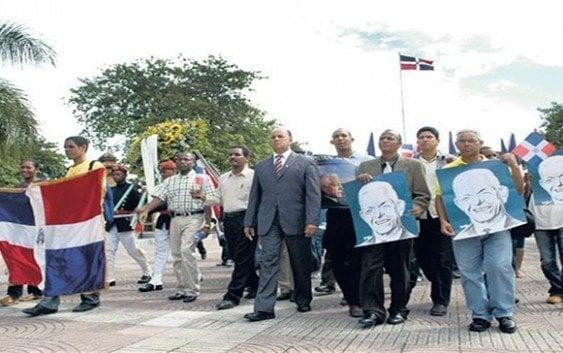 Fuerza Boschista Danilo y Leonel garantizan unidad