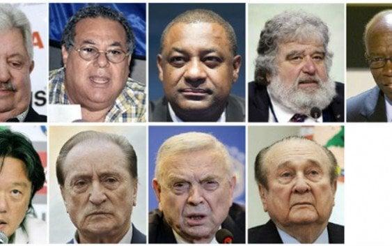 Arrestan en Suiza ejecutivos de la FIFA por presunta corrupción