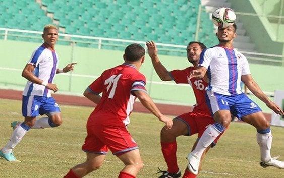 República Dominicana goleó 6-0 a Islas Caymán