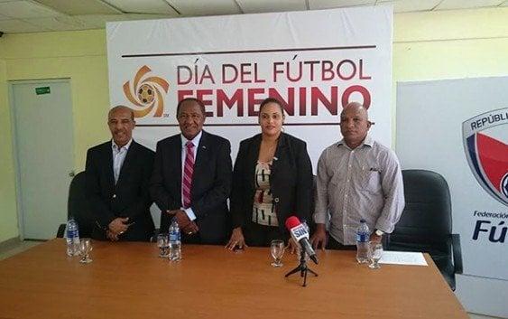 Festival por del Día del Fútbol Femenino