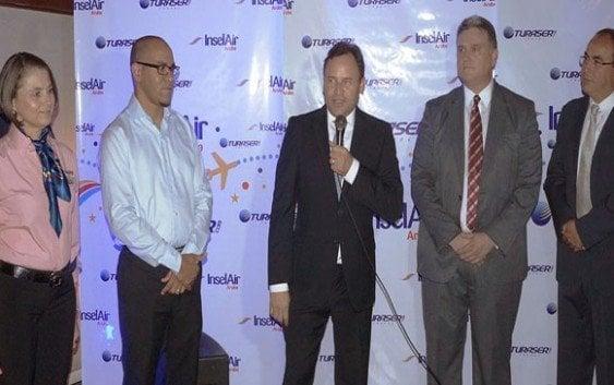 InselAir iniciará operaciones en República Dominicana
