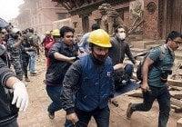 Otro terremoto de 7,3 hoy en Nepal
