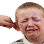 Revela el 62% niños son maltratados