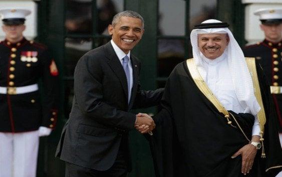 Obama inicia cumbre Camp Davis con seis líderes del Golfo