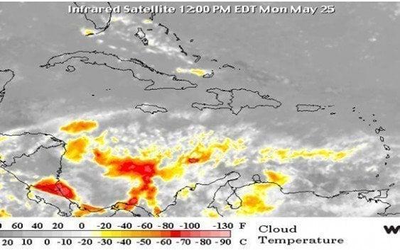 Onamet informa disminuirán las lluvias