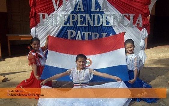 Paraguay celebra su «independencia incruenta»