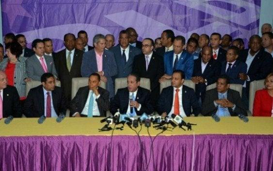 Acuerdo en el PLD; Danilo cuatro años más