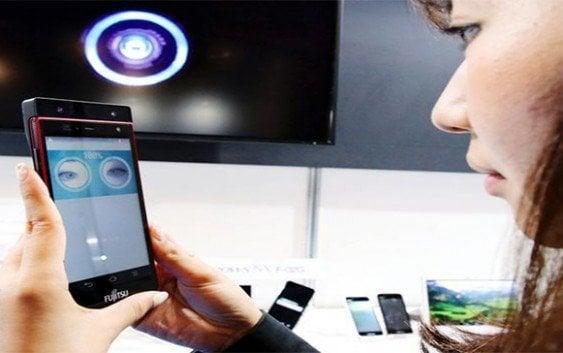 Smartphone que obedecerá a la vista