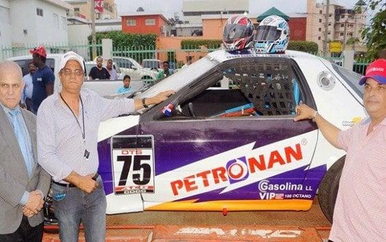 Petróleos Nacionales patrocina hoy a César Ceara y Pedro Sued