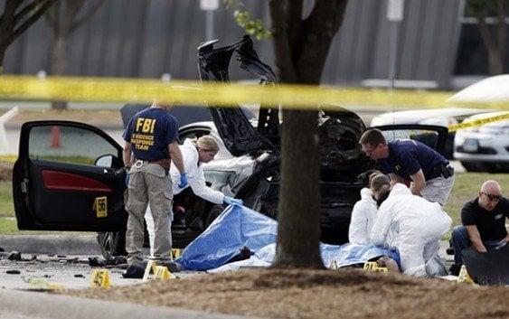 Dos muertos en tiroteo concurso dibujo de Mahoma