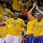 Warriors eliminan a Rockets, llegan a 1ra. final en 40 años