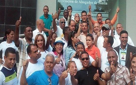 Oposición vence alianza PLD-PRD Asociación Abogados de Santiago