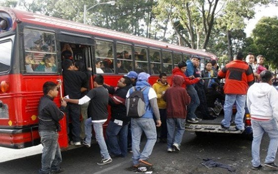Asaltos a transportistas dejan 136 muertos