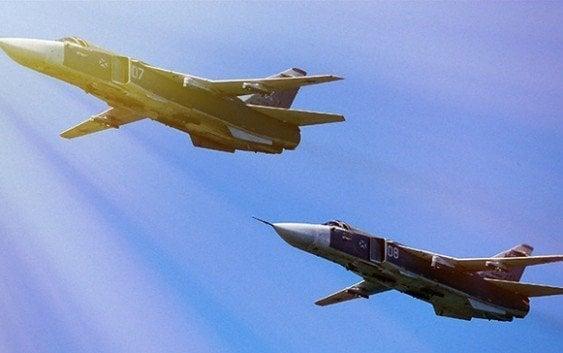 Revelan Caza ruso en el mar Negro sobrevuela destructor de EE.UU.