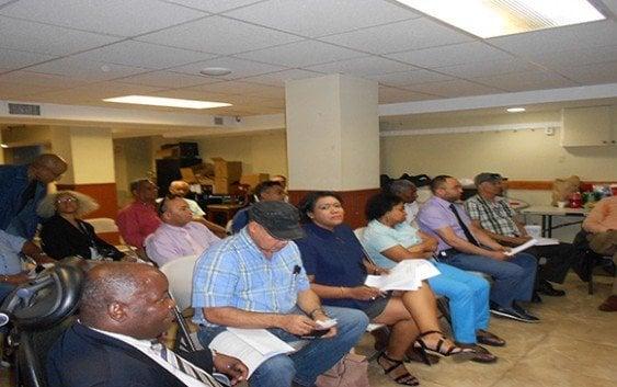 Seccional CDP escoge comisión electoral