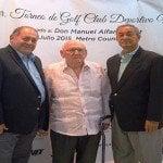 Club y Liga de Golf Naco anuncian Invitacional en Metro CC